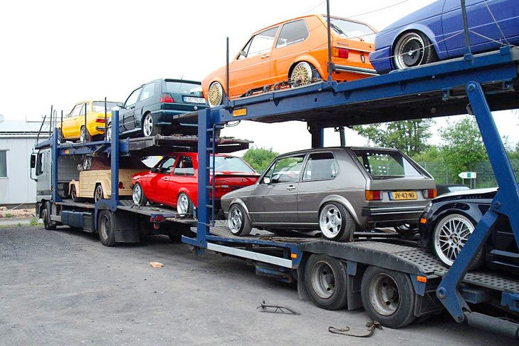 Moving Your Car To Another State