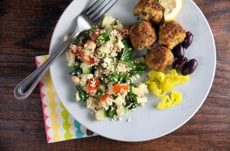 Tabbouli , The Best Quinoa Tabbouli